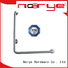 Norye stainless steel handicap bathroom grab bars with soap dish for bathroom
