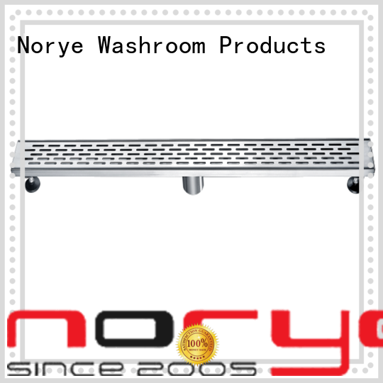 Norye quality bathroom floor drain custom for washroom