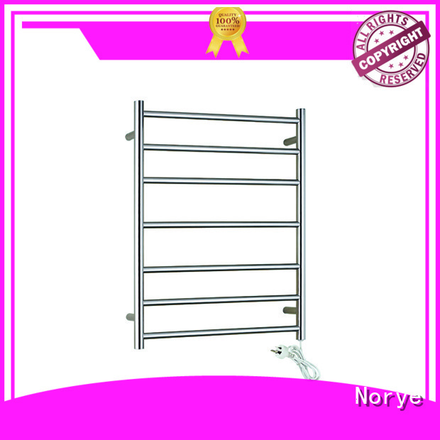 Norye single rail best towel warmer series for home