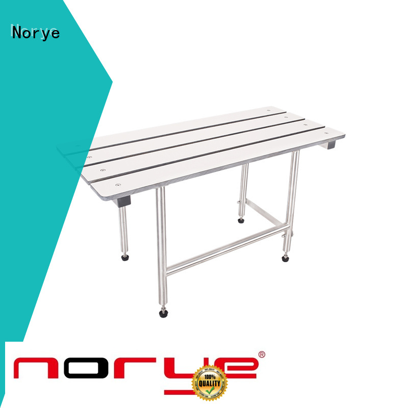 Norye folding bathroom seat supply for home use