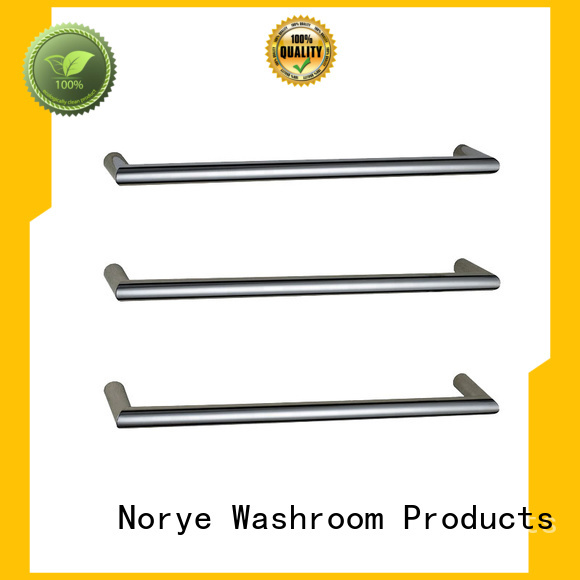 Norye corded electric heated towel rack manufacturer for clothes